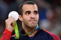 El striptease de un gimnasta que enloqueció al estadio en Río