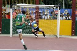 Reviva la tanda de penales de la final del Torneo Interbarrios de Bucaramanga