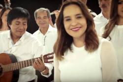 """Actores colombianos con una canción dicen """"adiós a la guerra"""""""