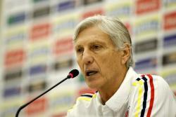 Pékerman entregó pocas pistas sobre el equipo que iniciará ante Venezuela
