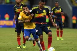 Vea los goles de la derrota de Colombia 1-2 ante Brasil