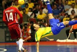 Vea golazo de Falcao, quien estará con Brasil en el Mundial de Bucaramanga
