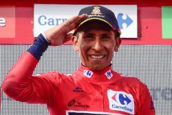 Bumangueses felicitaron a Nairo Quintana por su triunfo