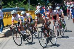 Video registró a Nairo Quintana cuando, en sus inicios, corrió una competencia en Santander