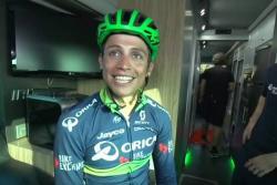 Así fue la estrategia del Orica para ubicar a Chaves en el podio de la Vuelta