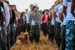 Las Farc debaten el acuerdo de paz en una inédita conferencia