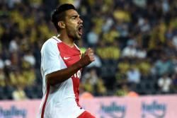 Falcao García marca gol en su regreso con el Mónaco tras lesión