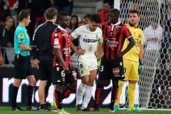 Fuerte golpe de Falcao García en derrota del Mónaco frente al Niza