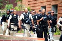 Siete heridos por tiroteo en la Universidad de Ohio