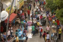 ¿Qué opinan los bumangueses sobre peatonalizar vías en el Centro y Cabecera por Navidad?