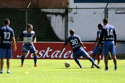 Atlético Bucaramanga se prepara para el partido contra Deportes Tolima