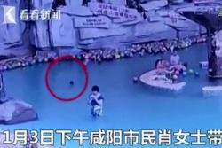 Un niño de 4 años se ahogó mientras la madre estaba distraída con su celular en China