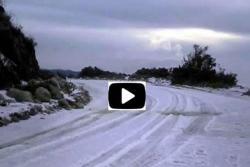 Video registró granizada que se confundió con nevada en el Páramo de Santurbán