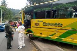 Transcolombia no suspende servicio de bus para el Norte de Bucaramanga