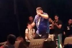 """Reguetonero """"Ñejo"""" insultó a algunos asistentes a su concierto en Ocaña"""