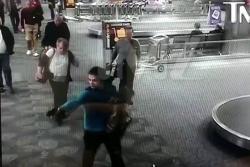 Cámaras de seguridad grabaron el tiroteo en aeropuerto de Fort Lauderdale