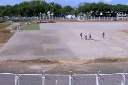 Así va la remodelación del estadio Primero de Marzo de la UIS en Bucaramanga