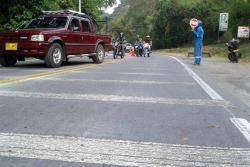 Así avanzan medidas para prevenir accidentes en la entrada de San Gil