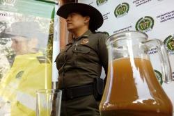 60 familias de Mogotes consumían agua contaminada por minería ilegal