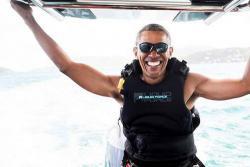 Así pasa sus días Barack Obama luego de dejar la Casa Blanca
