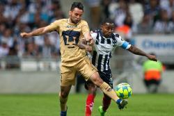 No se pierda los dos goles que marcó Dorlan Pabón en la victoria del Monterrey