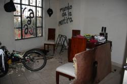 Video registró rescate de 4 niños y un bebé por presunto abandono en Bucaramanga
