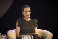 Angelina Jolie rompió el silencio y habló sobre su separación