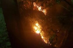 Dos nuevos incendios se registraron este lunes en Bucaramanga