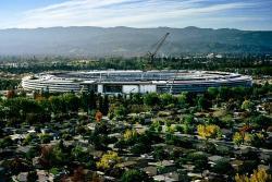 Conozca el nuevo campus que Apple inaugurará en abril