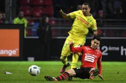 Así fue el golazo de Felipe Pardo con el Nantes en la Liga de Francia
