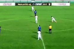 En Brasil dicen que seguro este gol estará nominado al premio Puskas 2017