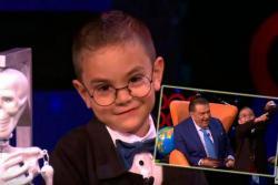 Conozca al niño colombiano que tiene el coeficiente intelectual de Einstein