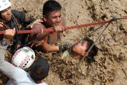 Tragedia en Perú: más de 60 muertos por las lluvias de las últimas horas