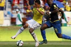 Reviva los mejores goles entre Colombia y Ecuador en la última década