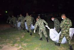 Video registró bombardeo en el que murieron 10 guerrilleros del Eln en Norte de Santander