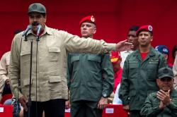Maduro amenazó con revelar los secretos del proceso de paz en Colombia