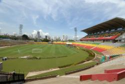 Estos son los avances en obras del estadio Alfonso López de Bucaramanga