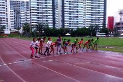 El atletismo se tomó este fin de semana a Bucaramanga