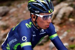 Este domingo Nairo Quintana atacaría en el Giro de Italia