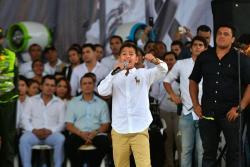 Escuche la canción que Martín Elías Jr le compuso a su papá