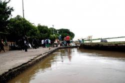 Desbordamiento del río Magdalena afectaría a Barrancabermeja en 4 días