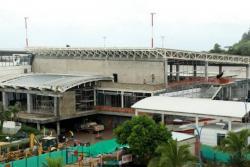 Así avanza la ampliación del Aeropuerto Internacional Palonegro