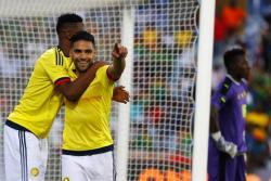 Reviva los goles con los que la Selección Colombia le ganó 4 a 0 a Camerún