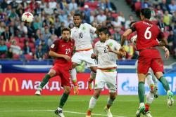 Reviva los goles del vibrante empate entre México y Portugal en la Copa Confederaciones