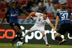 Vea el insólito autogol desde la mitad de la cancha en el duelo Chelsea - Inter