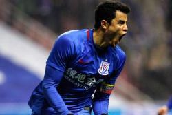Vea los dos goles que marcó 'Gio' Moreno en la Super Liga China