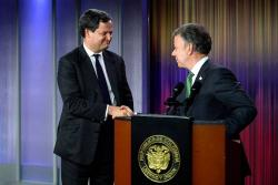 Sergio Jaramillo deja el cargo de Comisionado de Paz y será embajador en Bruselas