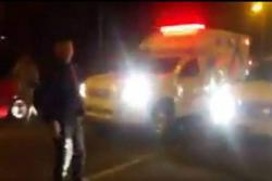 Ambulancia fue captada haciendo 'piques' en Bogotá