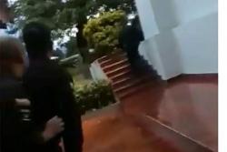Videos registraron una balacera en la frontera entre Colombia y Venezuela