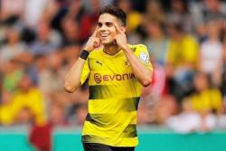 Bartra le dedicó su gol a las víctimas del atentado en Barcelona